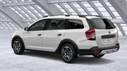 Dacia Logan MCV et Lodgy : série limitée 15 ans