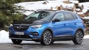 Essai Opel Grandland X Hybrid4 PHEV (2020) : Un blitz électrisant