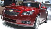 La Chevrolet Cruze joue les familiales dynamiques