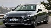 Essai et avis sur la Audi S4 TDI Avant 2020
