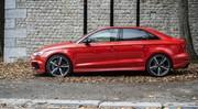 La future Audi RS3 avec 450 chevaux sous la capot?