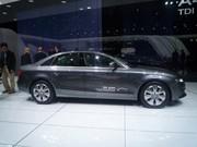 Une Audi A4 à 105 grammes de CO2/km seulement !