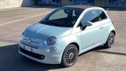Essai Fiat 500 Hybrid : décevante