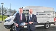Chronopost achète plus de 400 utilitaires électriques à Volkswagen