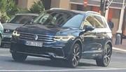 Le face-lift du Volkswagen Tiguan photographié sans camouflages !