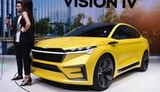 Skoda Enyaq : Le nom du futur SUV électrique dévoilé