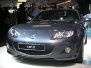 Mazda MX-5 restylé: plus sportif?