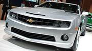 Chevrolet Camaro : Elle se fait encore attendre