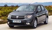 La nouvelle Dacia Logan en phase de test