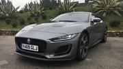 Essai vidéo Jaguar F-Type restylée (2020) : un certain regard…