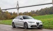 Roadtrip - La quête des 300 km/h avec l'Alfa Romeo Giulia Quadrifoglio