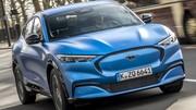 Ford Mustang Mach-E : jusqu'à 600 km d'autonomie en WLTP !