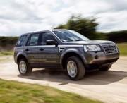 Land Rover Freelander Diesel Erad Hybrid : En route vers l'hybride