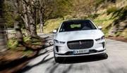 Jaguar arrête la production de son SUV électrique, l'i-Pace