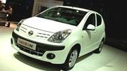 Nissan Pixo : Dans nos concessions au printemps prochain