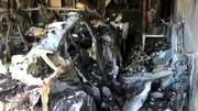 Une Porsche Taycan prend feu !