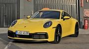 La Porsche 911 Turbo (992) arrive !