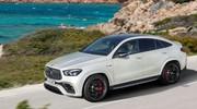 Le Mercedes-AMG GLE 63 4MATIC+ Coupé se révèle officiellement