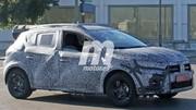 Premières photos de la future Dacia Sandero Stepway 2021 et de son habitacle
