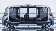 Jaguar Land Rover Vector, sur la voie de l'autonomie