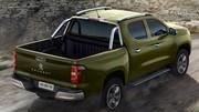Toutes les photos et infos du nouveau pick-up Peugeot Landtrek