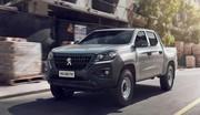 Pick-up Peugeot Landtrek : c'est l'Amérique