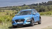 Essai Hyundai Kona Hybrid