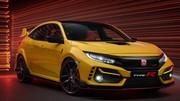 Honda Civic Type-R Limited Edition : plus légère pour la piste !