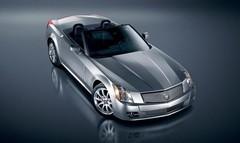 Nouveau Roadster XLR-V chez Cadillac