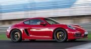 """Porsche 718 GTS 4.0 : Le retour du """"Flat 6"""" en position centrale"""