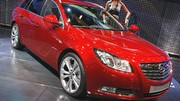 Opel Insignia Sports Tourer : break racé