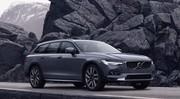 Toutes les photos et informations sur les Volvo S90 et V90 2020