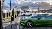 Porsche ouvre les bornes les plus puissantes d'Europe