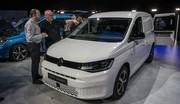 Volkswagen Caddy (2020) : la version utilitaire en détail