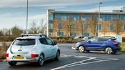 Nissan réalise une nouvelle avancée avec une Leaf autonome