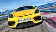 Essai Porsche 718 Cayman GT4 : l'harmonie parfaite ?