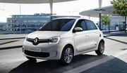 Renault Twingo Z.E. : la version électrique