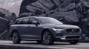 Les Volvo S90 et V90 passent à la microhybridation