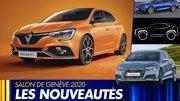 Genève 2020 : toutes les nouveautés attendues