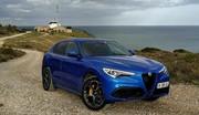 Essai Alfa Romeo Stelvio 2020 : Le plaisir existe encore