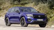 Volkswagen Touareg R eHybrid : une nouvelle version hybride rechargeable