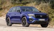 Genève 2020 : Volkswagen Touareg R, 462 ch en hybride