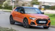 Essai Audi A1 Citycarver (2020) : le prix de la singularité