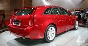 Cadillac CTS Sport Wagon : le sens du spectacle