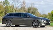 Essai Peugeot 508 SW BlueHDi 130 EAT8 : L'anti SUV a de beaux restes