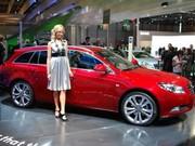 L'Opel Insignia Sports Tourer en liberté