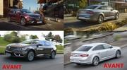 Discret restylage pour la Renault Talisman 2020