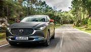 Essai Mazda MX-30 : premier contact en avant-première