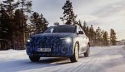 Mercedes dévoile un petit bout de l'EQA