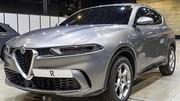 L'Alfa Romeo Tonale en production à partir de 2021